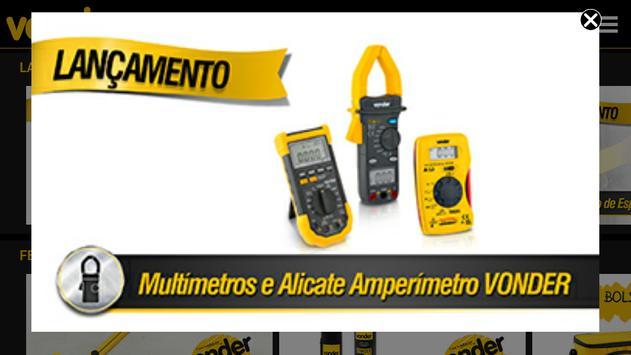 VONDER Ferramentas screenshot 3