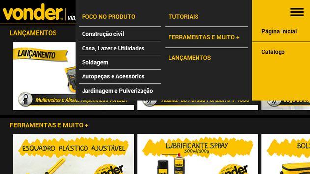 VONDER Ferramentas screenshot 4