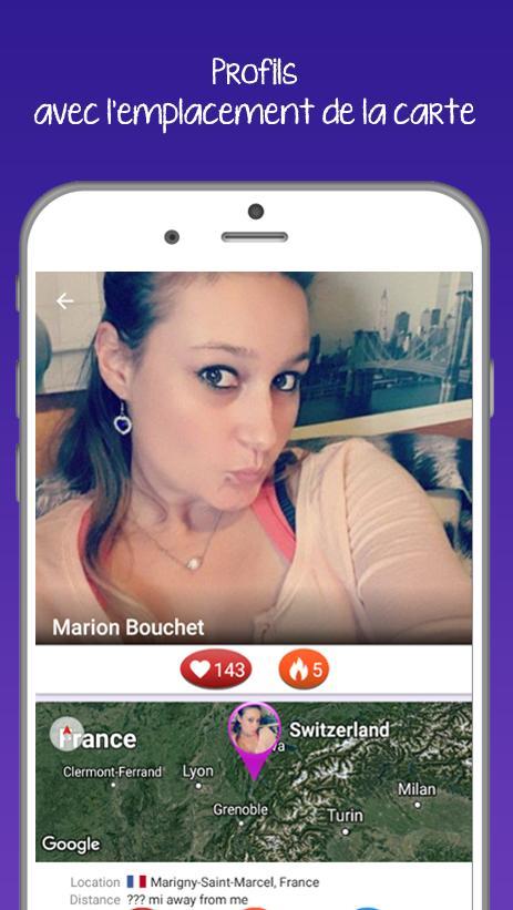 L Amour Vrai Trouver Une Date Chat Et Flirt Pour Android Telechargez L Apk