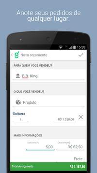 Granatum - Pedidos e Vendas screenshot 3