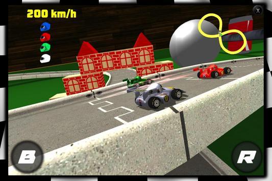 Radio Control Race Car - armv6 poster
