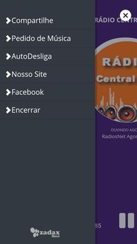 Rádio Central FM screenshot 1