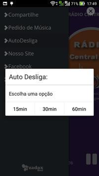 Rádio Central FM screenshot 2
