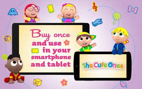 Pequerruchos: músicas infantis imagem de tela 5