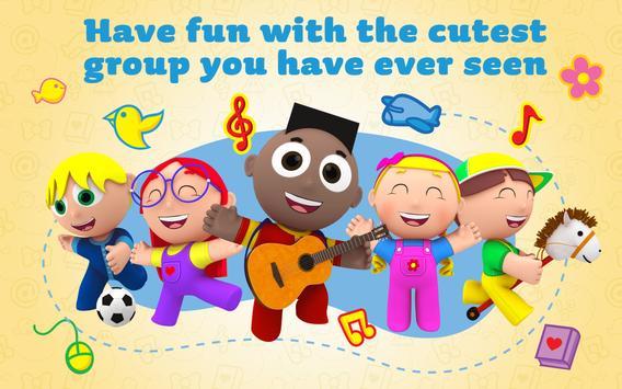 Pequerruchos: músicas infantis imagem de tela 3