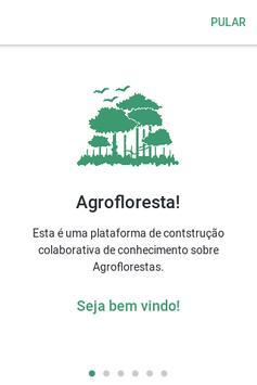 Agrofloresta poster