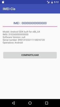 IMEI-Cia screenshot 1