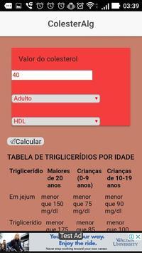 ColesterAlg screenshot 2