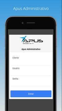 Apus Administrativo poster