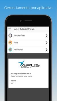 Apus Administrativo screenshot 1