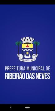 Prefeitura Municipal de Ribeirão das Neves - MG poster