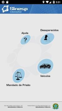 Sinesp Cidadão screenshot 1