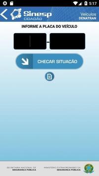 Sinesp Cidadão screenshot 2