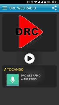 DRC Web Rádio screenshot 1