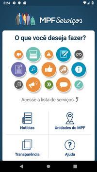 MPF Serviços screenshot 1