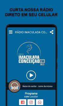Rádio Imaculada Conceição FM - Moreno/PE poster
