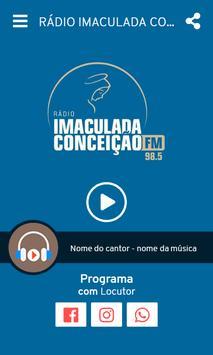 Rádio Imaculada Conceição FM - Moreno/PE screenshot 1