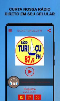 Radio Turiaçu FM poster