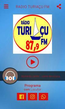 Radio Turiaçu FM screenshot 1