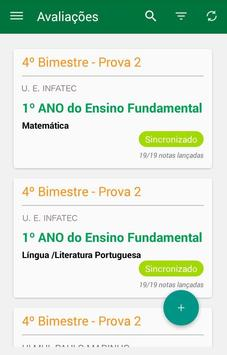Diário do Professor screenshot 5