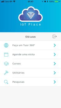 IoT Place - Activa ID poster