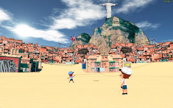 Pipa Combate 3D imagem de tela 5