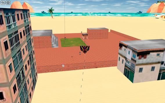 Pipa Combate 3D imagem de tela 4
