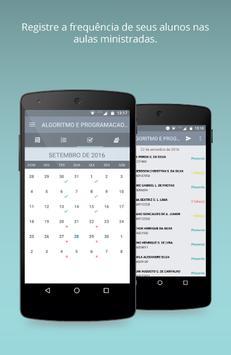 SIGAA screenshot 5