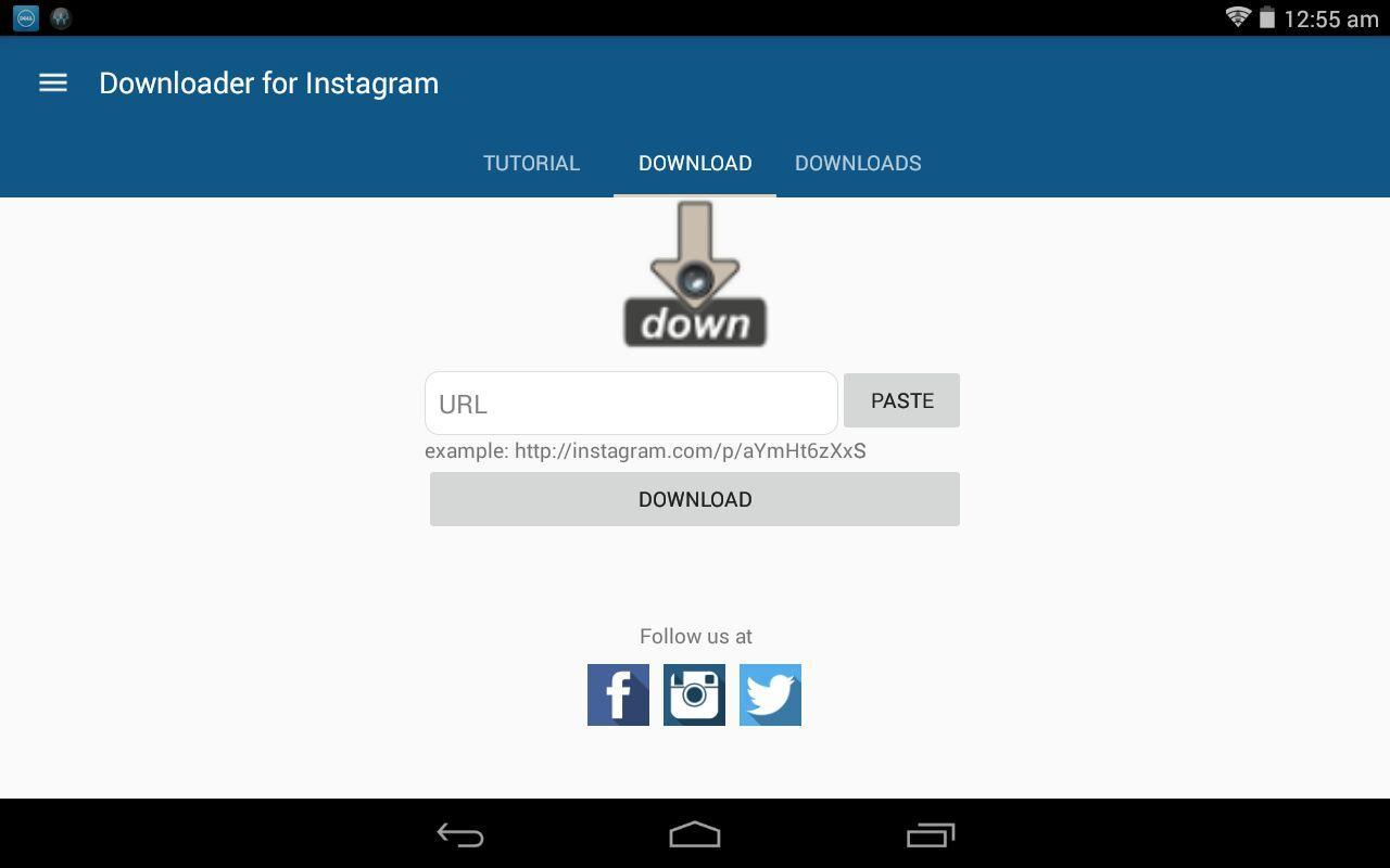 Video Downloader for Instagram for Android - APK Download
