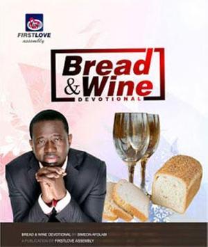 Bread and Wine Devotional screenshot 1