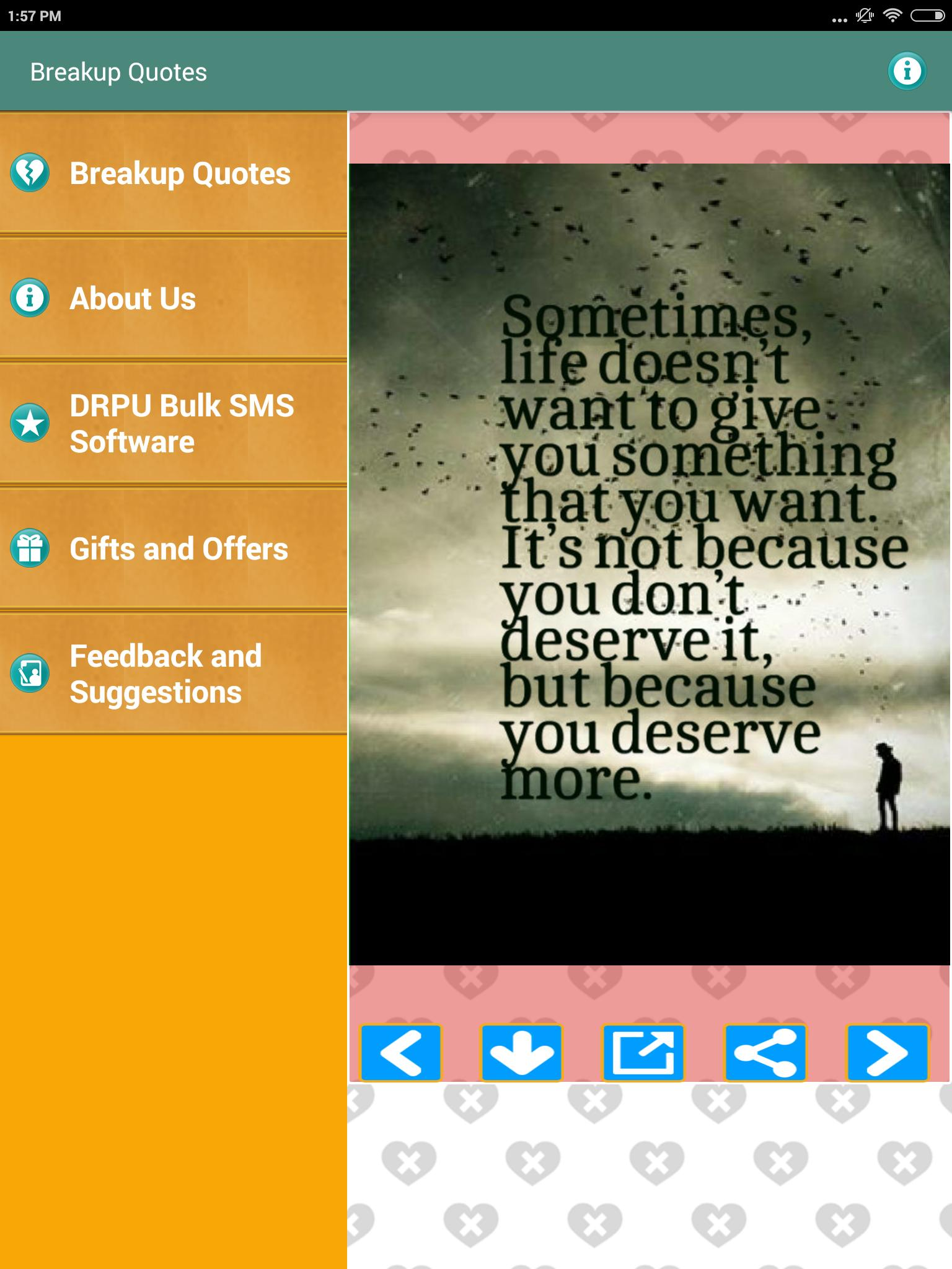 Break Up & Move on Images Full for Android - APK Download
