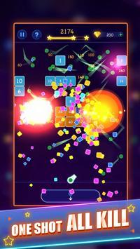 Bricks Breaker - Ball Crusher screenshot 1