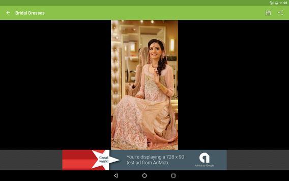 Pakistani Bridal Dresses 截图 3