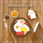 Breakfast Diet icon
