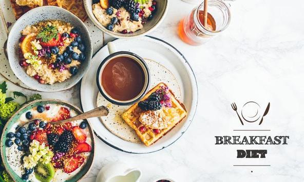 Breakfast Diet poster