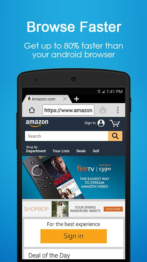 Browser 4G for Android - APK Download