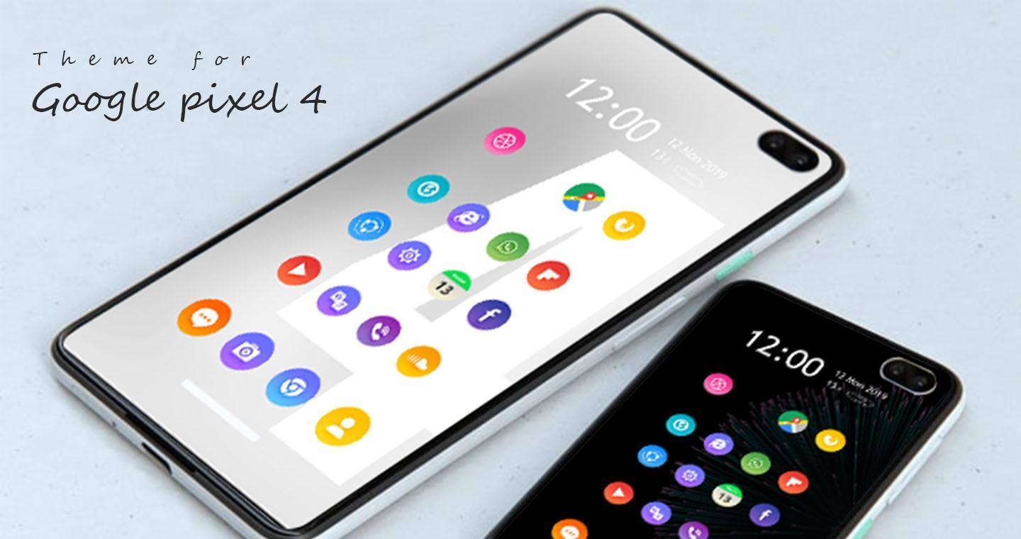 Theme For Google Pixel 4 Google Pixel 4xl For Android