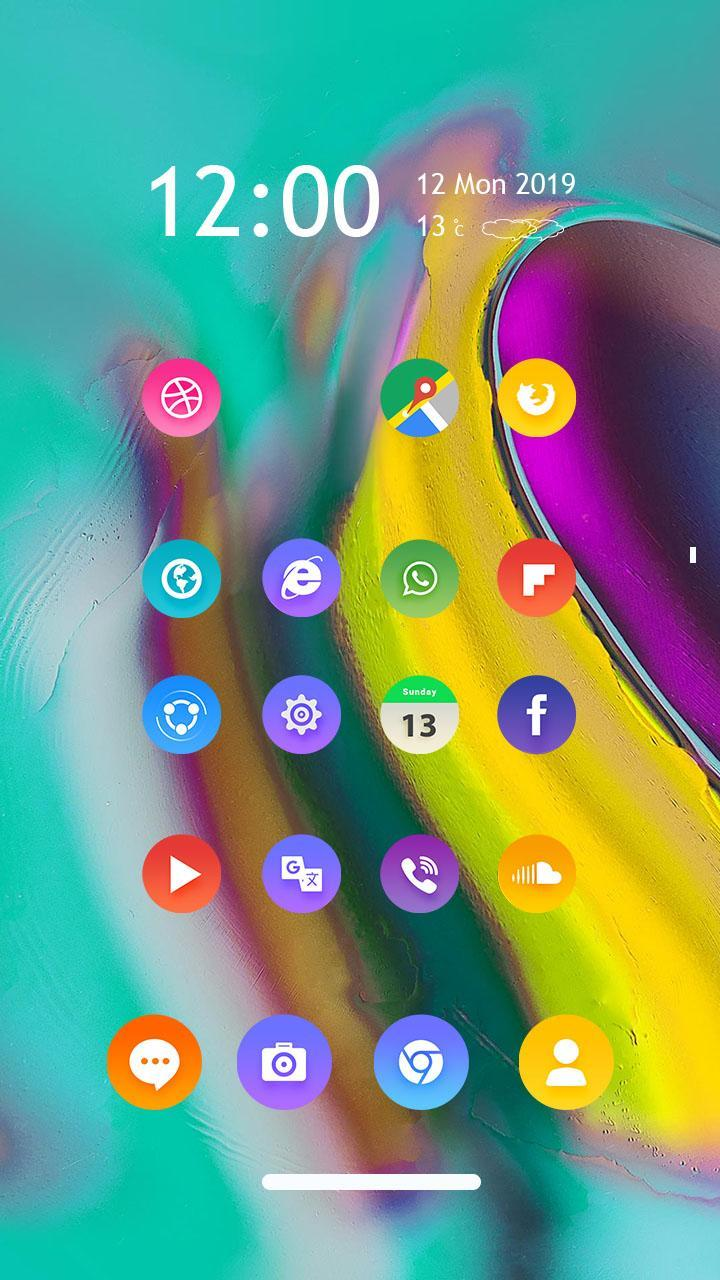 Theme For Samsung Galaxy Tab S6 Galaxy Tab S6 For Android Apk Download