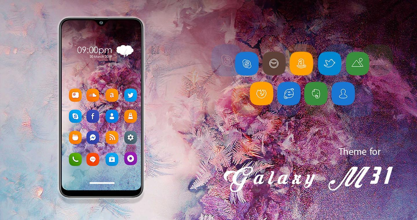 Theme For Samsung Galaxy M31 Galaxy M31 M31s For Android Apk Download