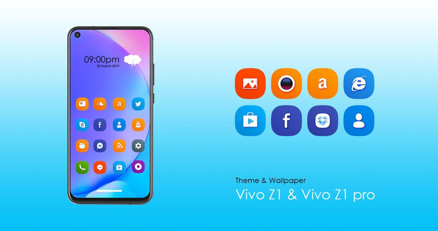 Theme / Wallpapers for Vivo Z1 Pro / Z1 Pro for Android