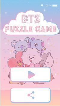 BTS Puzzle poster