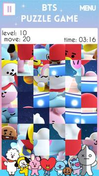 BTS Puzzle screenshot 10