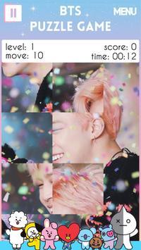 BTS Puzzle screenshot 1