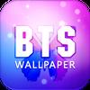 Wallpapers BTS KPOP -Ultra HD Wallpaper Lockscreen ícone