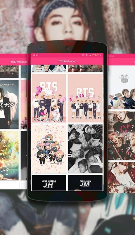Wallpapers Bts Kpop Ultra Hd Wallpaper Lockscreen For Android Apk