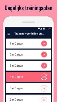Training voor billen en benen screenshot 4