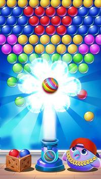 Disparador de burbujas Poster