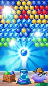 Disparador de burbujas captura de pantalla 1