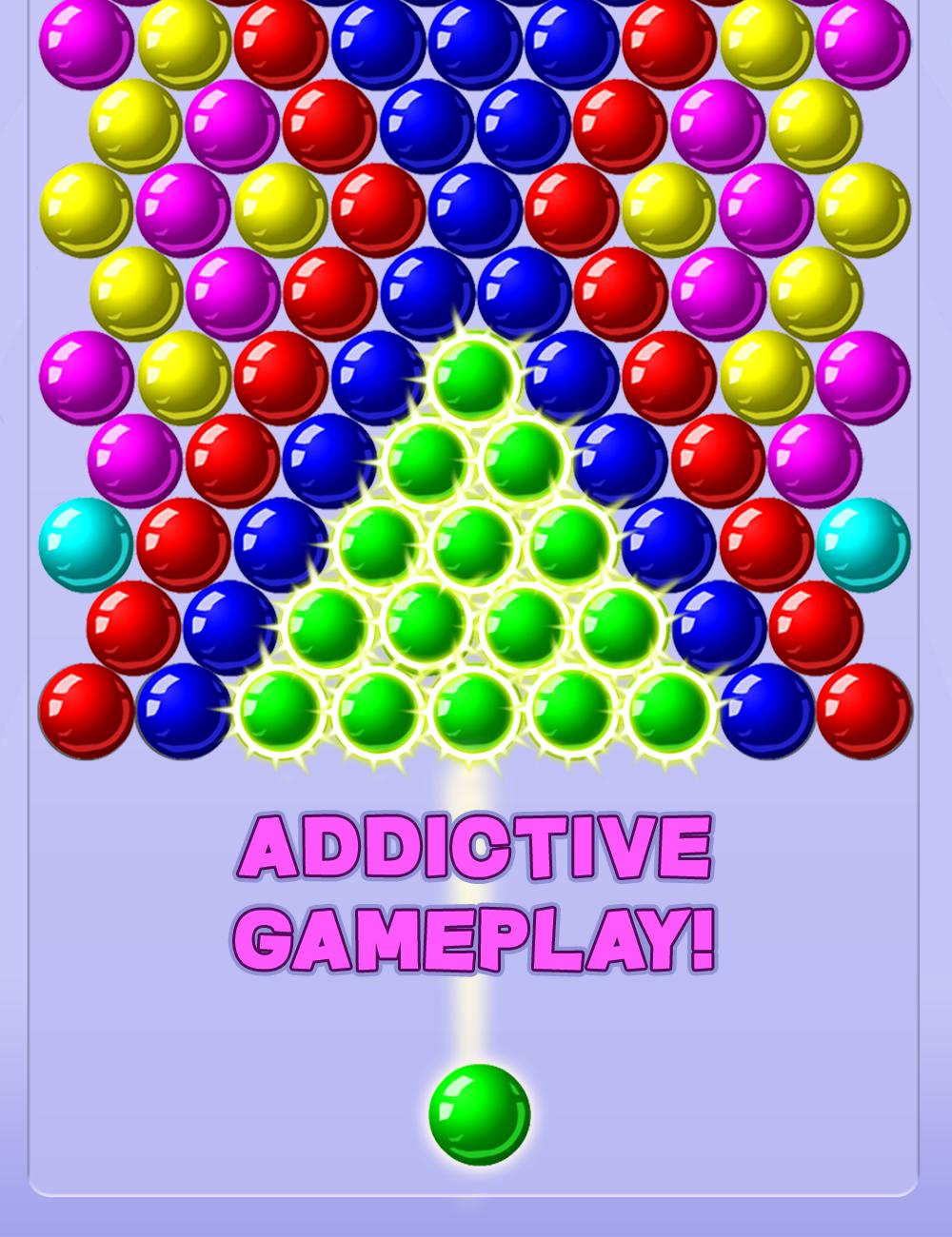 T-Online Bubble Shooter