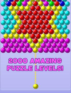 Bubble Shooter Affiche